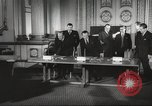 Image of British and French officials Europe, 1962, second 21 stock footage video 65675062504