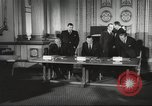 Image of British and French officials Europe, 1962, second 22 stock footage video 65675062504