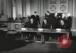 Image of British and French officials Europe, 1962, second 23 stock footage video 65675062504