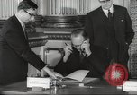 Image of British and French officials Europe, 1962, second 25 stock footage video 65675062504