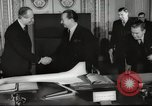 Image of British and French officials Europe, 1962, second 40 stock footage video 65675062504