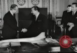 Image of British and French officials Europe, 1962, second 41 stock footage video 65675062504