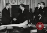 Image of British and French officials Europe, 1962, second 42 stock footage video 65675062504