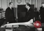 Image of British and French officials Europe, 1962, second 44 stock footage video 65675062504
