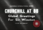 Image of Winston Churchill United Kingdom, 1962, second 2 stock footage video 65675062505