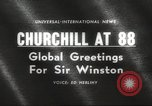 Image of Winston Churchill United Kingdom, 1962, second 4 stock footage video 65675062505