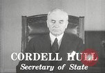 Image of Roosevelt's cabinet United States USA, 1935, second 10 stock footage video 65675062507