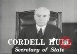 Image of Roosevelt's cabinet United States USA, 1935, second 11 stock footage video 65675062507