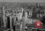Image of Chicago skyline and O'Leary home Chicago Illinois USA, 1955, second 19 stock footage video 65675062509