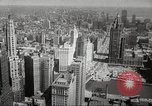 Image of Chicago skyline and O'Leary home Chicago Illinois USA, 1955, second 20 stock footage video 65675062509