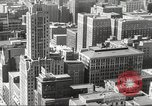 Image of Chicago skyline and O'Leary home Chicago Illinois USA, 1955, second 23 stock footage video 65675062509