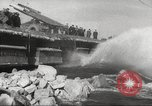 Image of Volga Hydroelectric Project Russia, 1955, second 18 stock footage video 65675062510