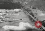 Image of Volga Hydroelectric Project Russia, 1955, second 22 stock footage video 65675062510