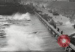 Image of Volga Hydroelectric Project Russia, 1955, second 24 stock footage video 65675062510