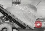 Image of Volga Hydroelectric Project Russia, 1955, second 25 stock footage video 65675062510