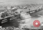 Image of Volga Hydroelectric Project Russia, 1955, second 29 stock footage video 65675062510