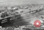Image of Volga Hydroelectric Project Russia, 1955, second 30 stock footage video 65675062510