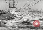 Image of Volga Hydroelectric Project Russia, 1955, second 37 stock footage video 65675062510