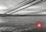 Image of Volga Hydroelectric Project Russia, 1955, second 38 stock footage video 65675062510