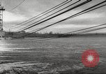 Image of Volga Hydroelectric Project Russia, 1955, second 39 stock footage video 65675062510
