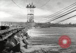 Image of Volga Hydroelectric Project Russia, 1955, second 41 stock footage video 65675062510