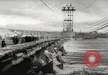 Image of Volga Hydroelectric Project Russia, 1955, second 44 stock footage video 65675062510