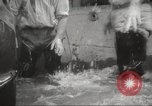 Image of dugong San Francisco California USA, 1955, second 34 stock footage video 65675062511