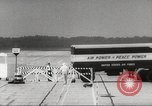 Image of driving skills Ohio United States USA, 1955, second 14 stock footage video 65675062512