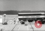 Image of driving skills Ohio United States USA, 1955, second 16 stock footage video 65675062512
