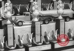 Image of driving skills Ohio United States USA, 1955, second 36 stock footage video 65675062512