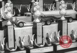 Image of driving skills Ohio United States USA, 1955, second 37 stock footage video 65675062512