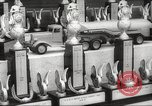 Image of driving skills Ohio United States USA, 1955, second 38 stock footage video 65675062512