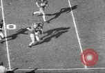 Image of football match Los Angeles California USA, 1955, second 10 stock footage video 65675062514