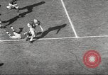 Image of football match Los Angeles California USA, 1955, second 11 stock footage video 65675062514