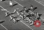 Image of football match Los Angeles California USA, 1955, second 14 stock footage video 65675062514