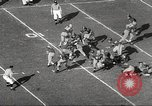 Image of football match Los Angeles California USA, 1955, second 15 stock footage video 65675062514