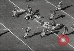 Image of football match Los Angeles California USA, 1955, second 16 stock footage video 65675062514