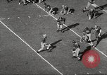 Image of football match Los Angeles California USA, 1955, second 17 stock footage video 65675062514