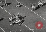 Image of football match Los Angeles California USA, 1955, second 18 stock footage video 65675062514