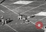 Image of football match Los Angeles California USA, 1955, second 21 stock footage video 65675062514