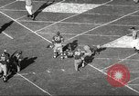 Image of football match Los Angeles California USA, 1955, second 22 stock footage video 65675062514