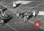Image of football match Los Angeles California USA, 1955, second 23 stock footage video 65675062514