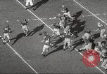 Image of football match Los Angeles California USA, 1955, second 28 stock footage video 65675062514
