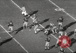 Image of football match Los Angeles California USA, 1955, second 29 stock footage video 65675062514