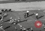 Image of football match Los Angeles California USA, 1955, second 32 stock footage video 65675062514