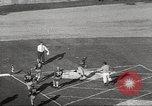 Image of football match Los Angeles California USA, 1955, second 34 stock footage video 65675062514