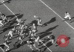 Image of football match Los Angeles California USA, 1955, second 38 stock footage video 65675062514