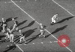 Image of football match Los Angeles California USA, 1955, second 39 stock footage video 65675062514