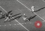 Image of football match Los Angeles California USA, 1955, second 40 stock footage video 65675062514