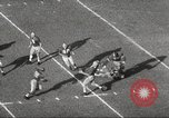 Image of football match Los Angeles California USA, 1955, second 41 stock footage video 65675062514